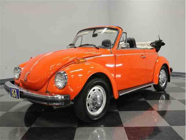 1974 Volkswagen Super Beetle   878450