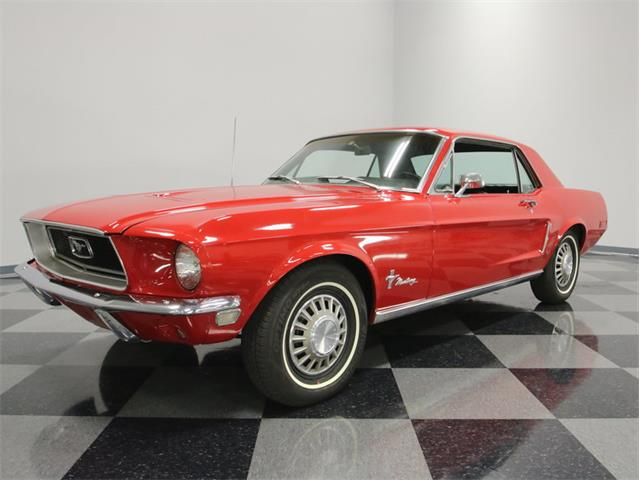 1968 Ford Mustang | 878454