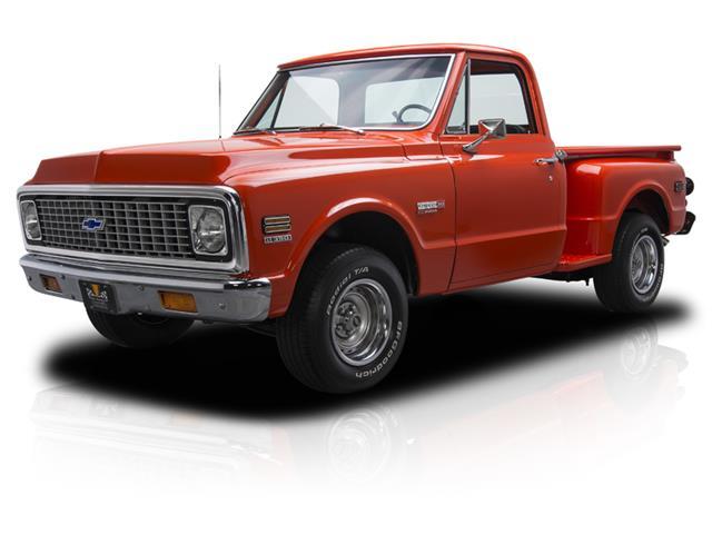 1972 Chevrolet C10 Cheyenne Pickup Truck | 878456
