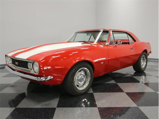 1967 Chevrolet Camaro | 878461