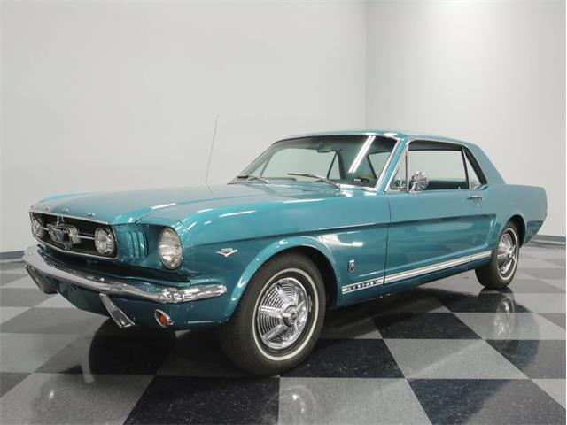 1965 Ford Mustang GT | 878465