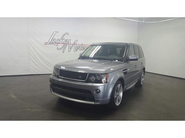 2012 Land Rover Range Rover Sport   878477