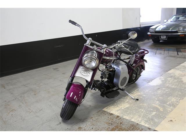 1959 Cushman Motorcycle | 878495