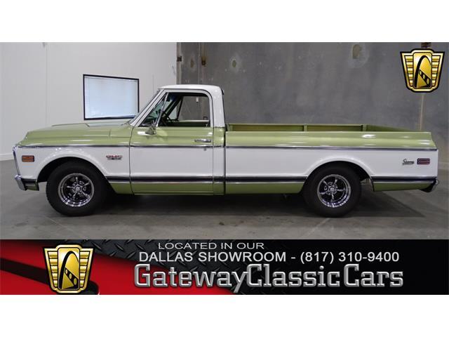 1972 GMC Sierra | 878518