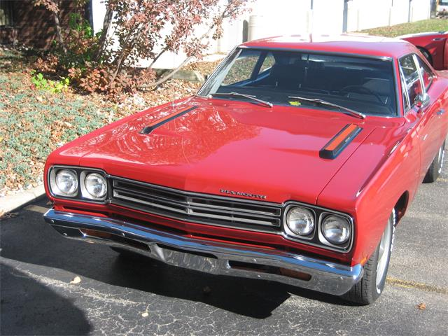 1969 Plymouth Road Runner | 870852