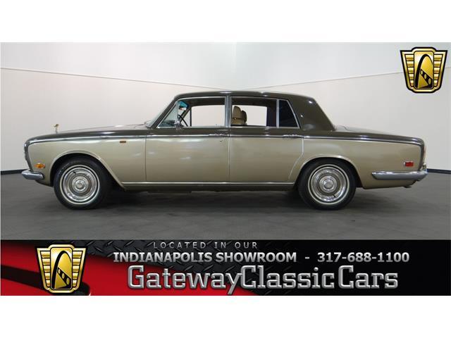 1970 Rolls-Royce Silver Shadow   878522
