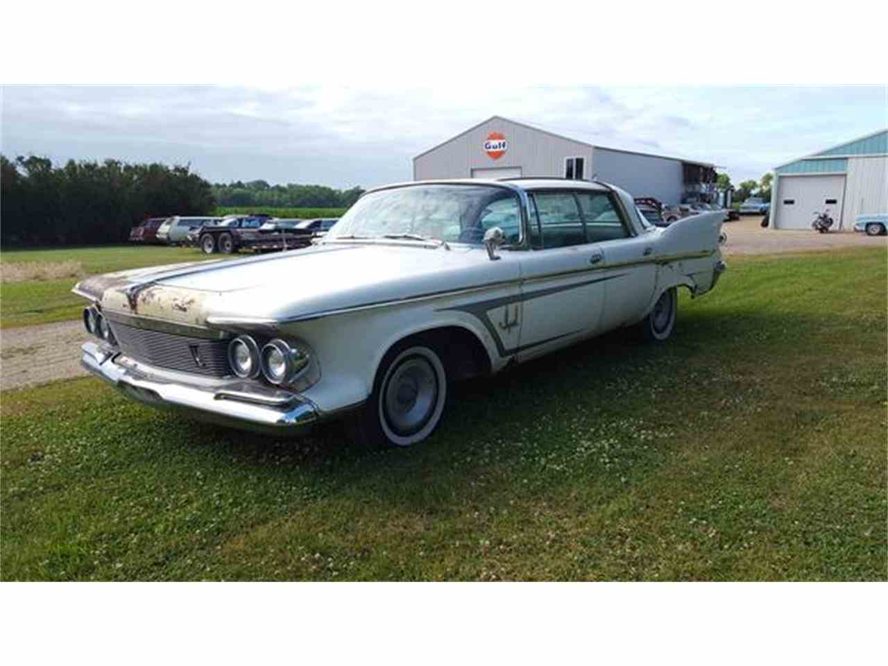 Large Picture of '61 Imperial - ITVV
