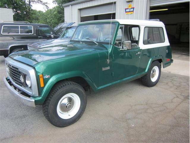 1972 Jeep Commando | 878555
