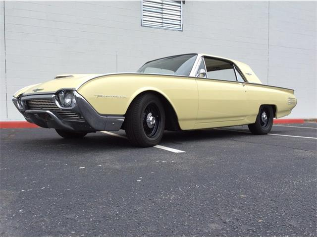 1961 Ford Thunderbird | 878557