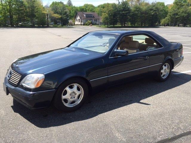 1998 Mercedes-Benz CL500 | 878560