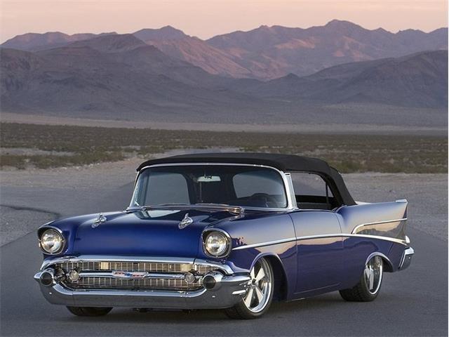 1957 Chevrolet Convertible | 878561