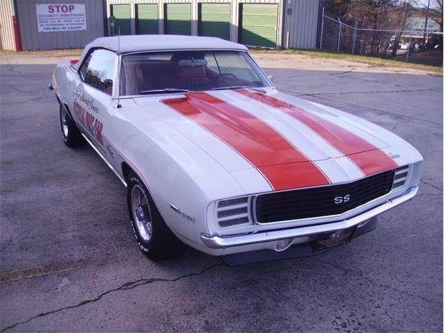 1969 Chevrolet Camaro RS/SS PACE CAR | 878562