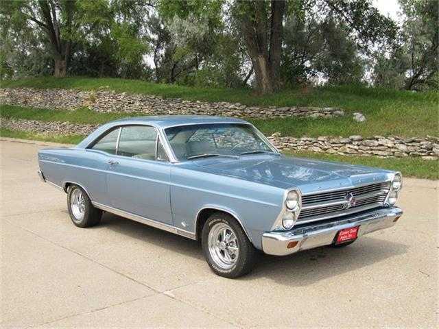 1966 Ford Fairlane 500 XL | 878576