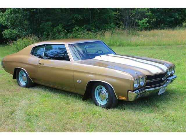 1970 Chevrolet Chevelle Malibu | 878602
