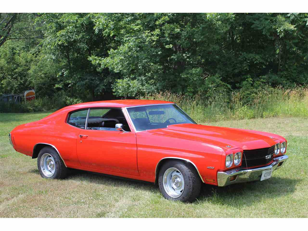 Large Picture of '70 Chevrolet Chevelle Malibu Auction Vehicle - ITXS