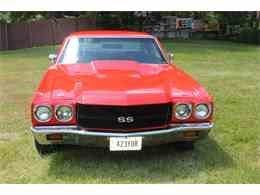 Picture of '70 Chevelle Malibu located in Ravenna Ohio Auction Vehicle Offered by Troth Auctioneering - ITXS