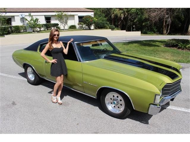 1972 Chevrolet Chevelle Malibu | 870861