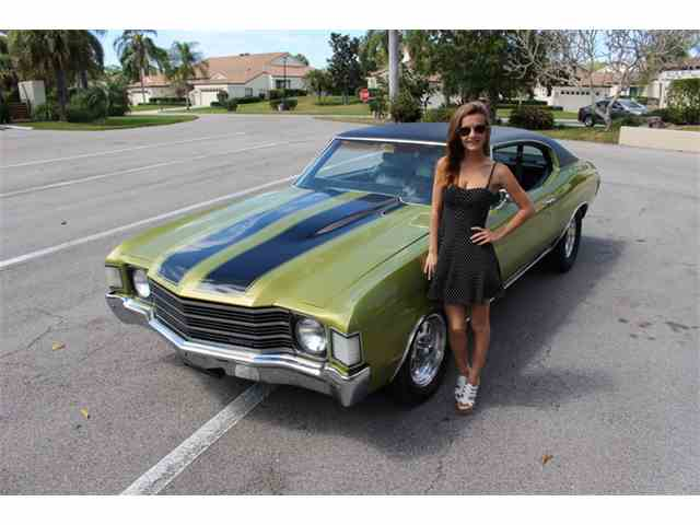 Picture of '72 Chevelle Malibu - INYL