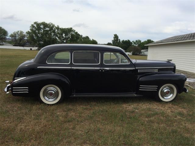 1941 Cadillac Limousine | 870862