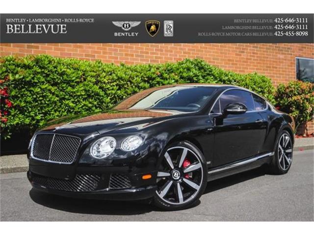 2013 Bentley Continental | 870863