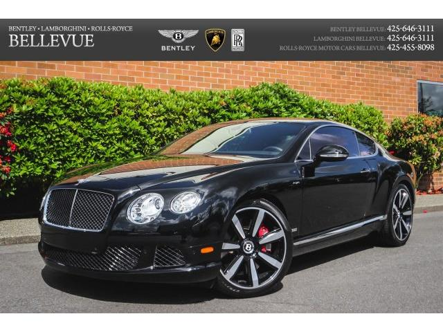 2013 Bentley Continental | 870863
