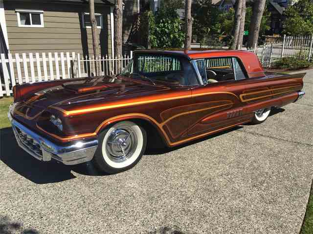 1958 Ford Thunderbird | 878635