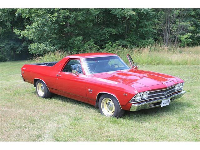 1969 Chevrolet El Camino SS | 878637