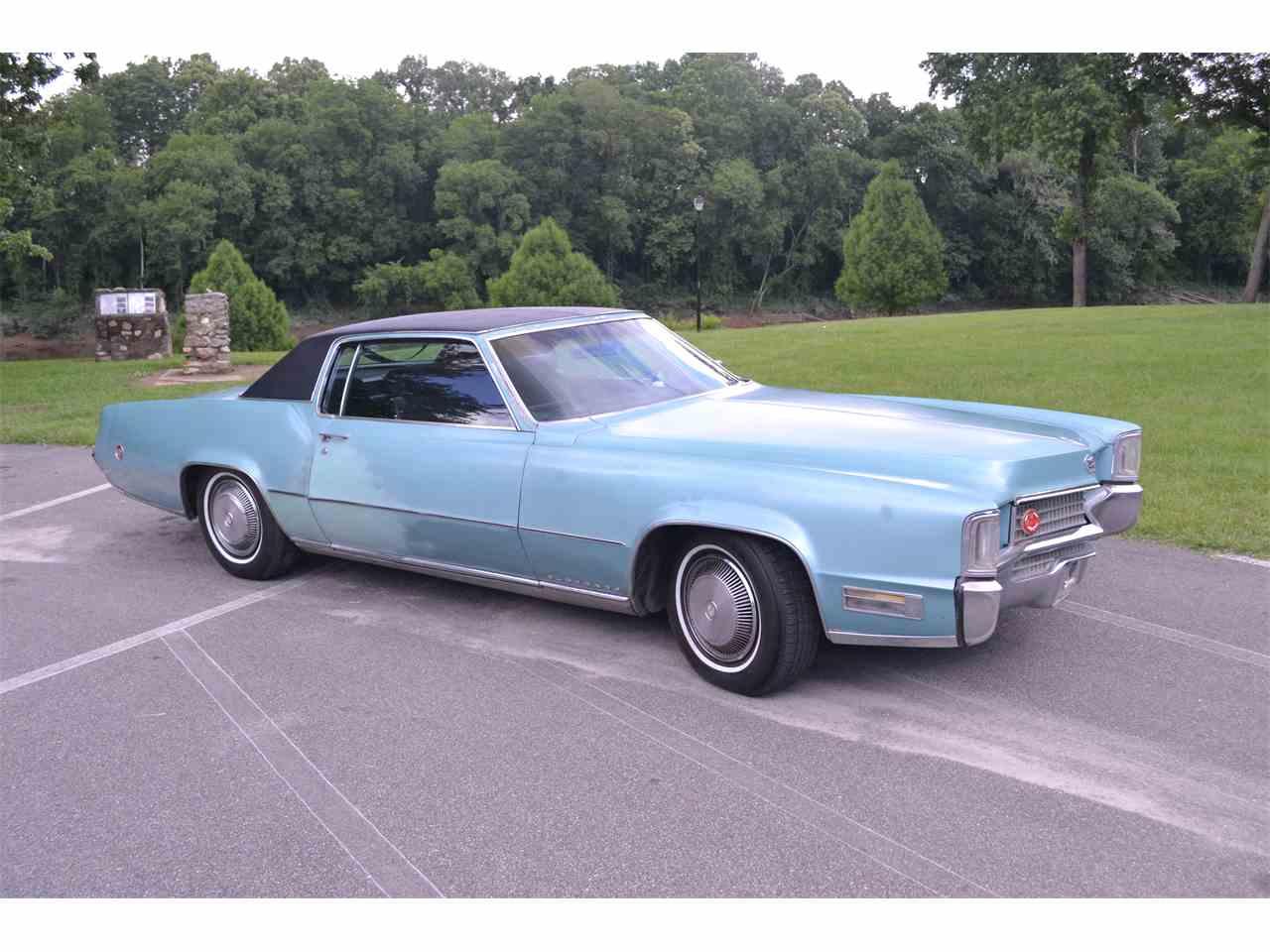 1970 Cadillac Eldorado For Sale Classiccars Com Cc 878647