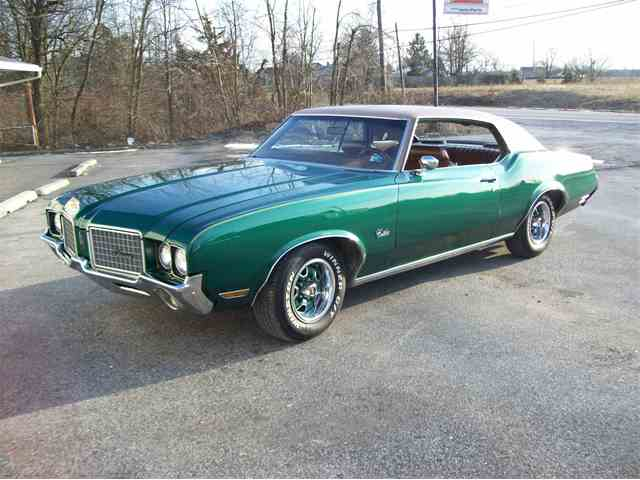 1972 Oldsmobile Cutlass Supreme | 878648