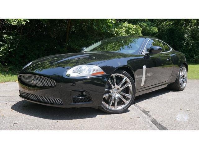 2007 Jaguar XK   878654
