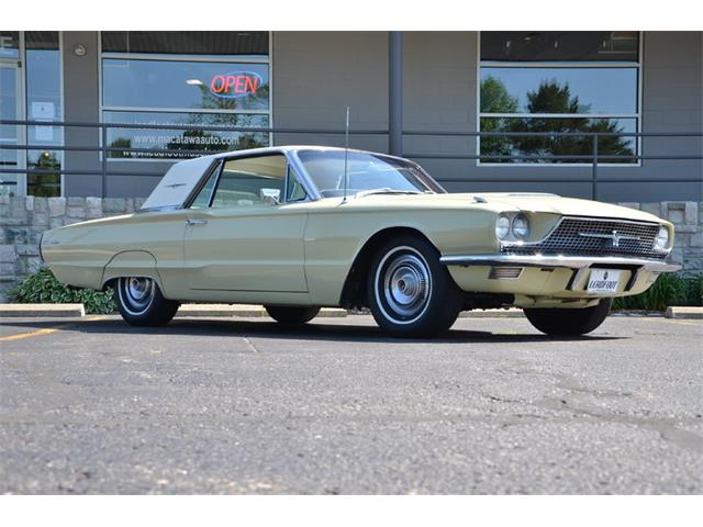1966 Ford Thunderbird | 878660