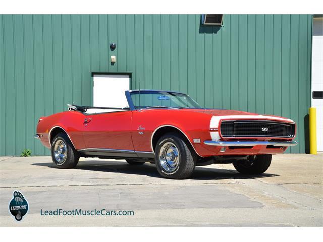 1968 Chevrolet Camaro | 878662