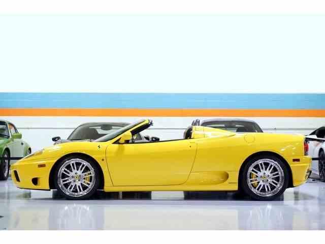 2004 Ferrari 360 | 878663