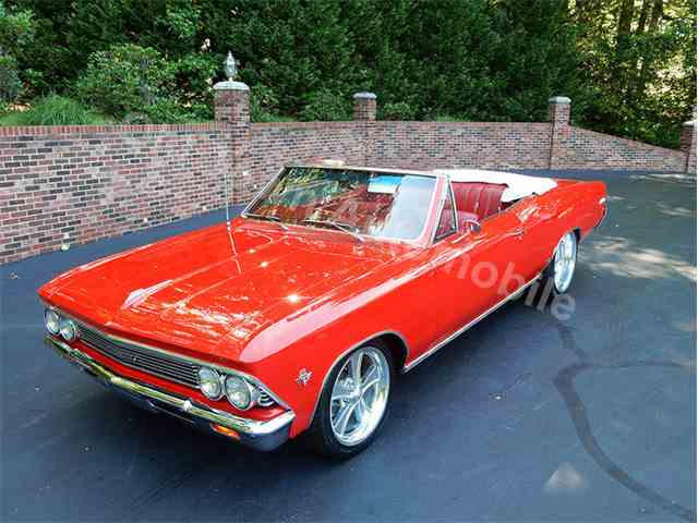 1966 Chevrolet Chevelle | 878665