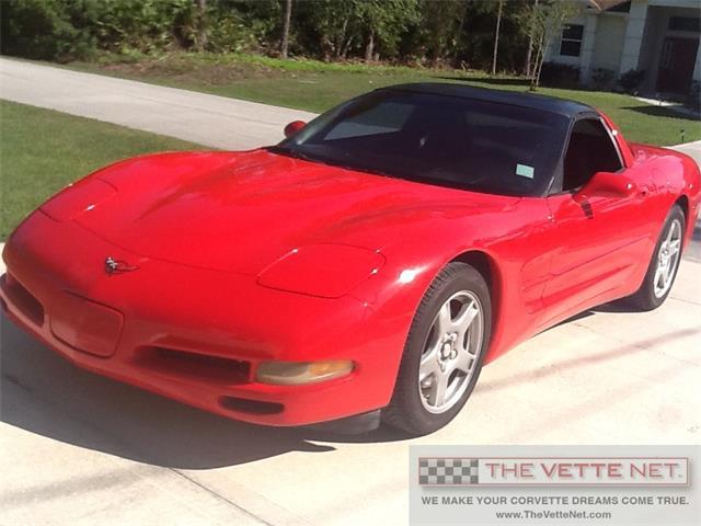 1999 Chevrolet Corvette | 878667
