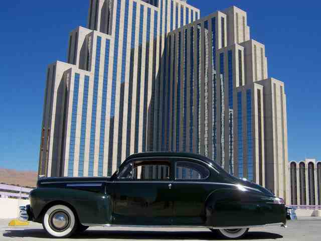 1946 Lincoln Club Coupe 66H | 878668