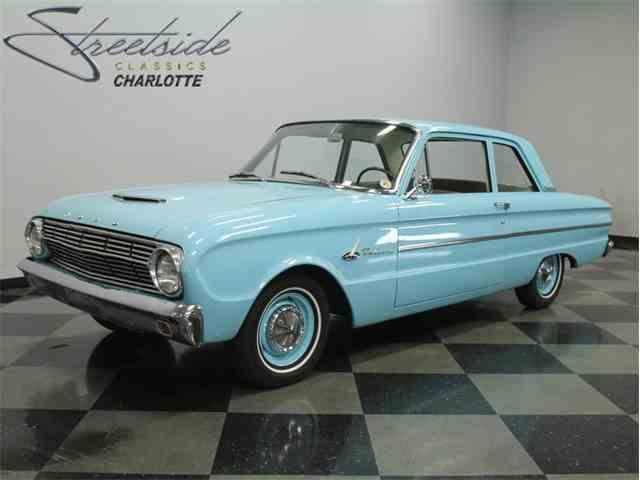 1963 Ford Falcon   878670