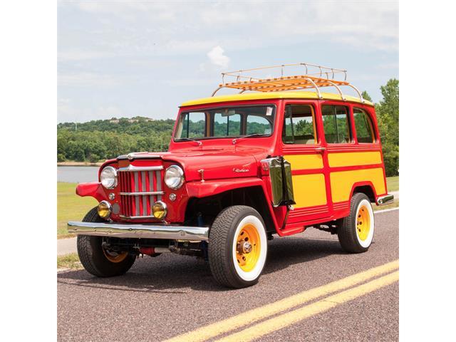 1962 Willys Wagoneer | 878673