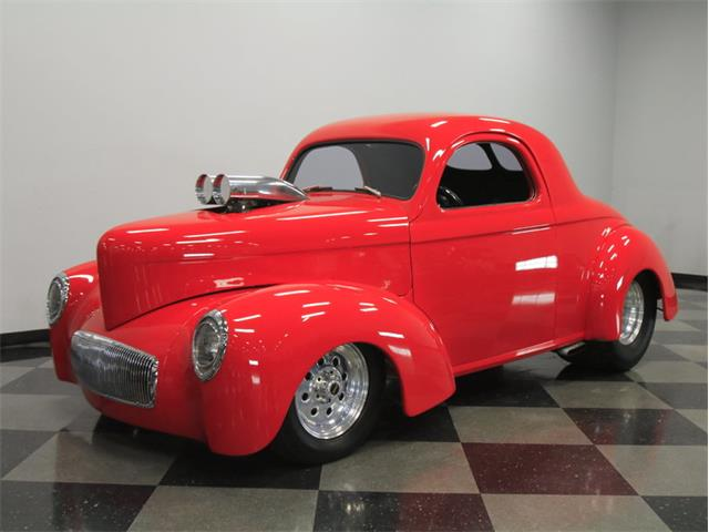 1941 Willys Coupe | 878675