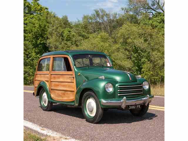 1951 Fiat Giardiniera | 878676