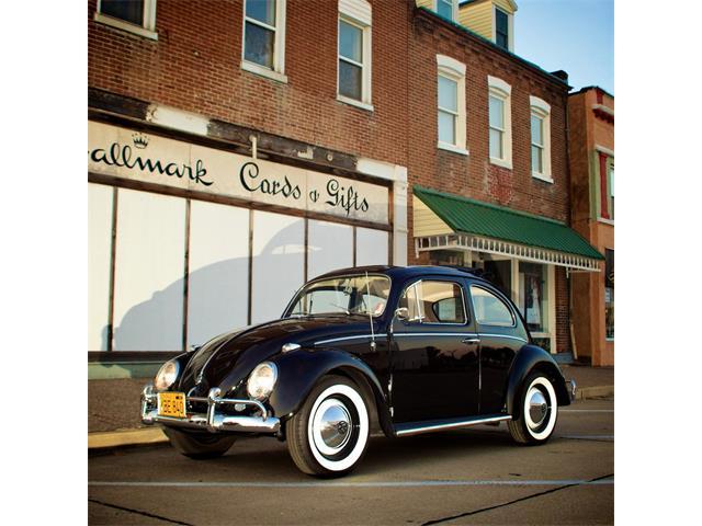 1960 Volkswagen Beetle | 878677