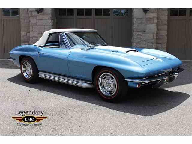 1967 Chevrolet Corvette Stingray Roadster | 878680