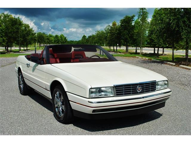 1987 Cadillac Allante | 878683