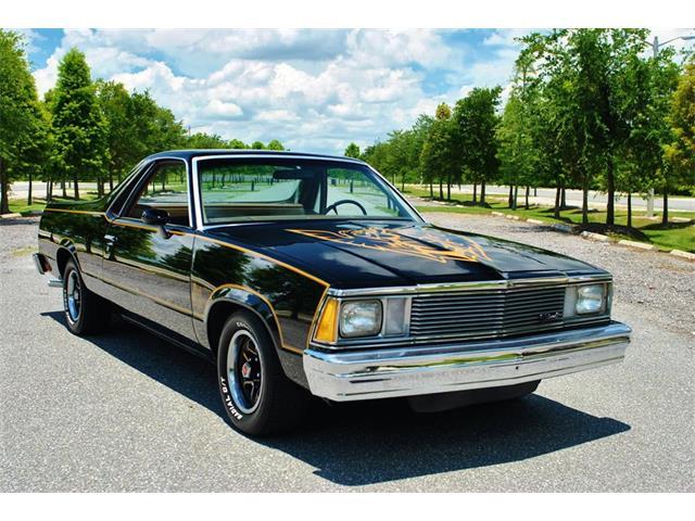 1981 Chevrolet El Camino | 878684