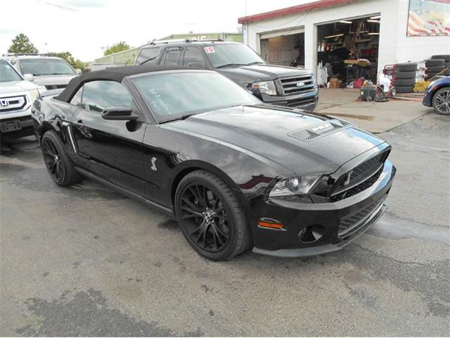 2010 Shelby GT500 | 878698