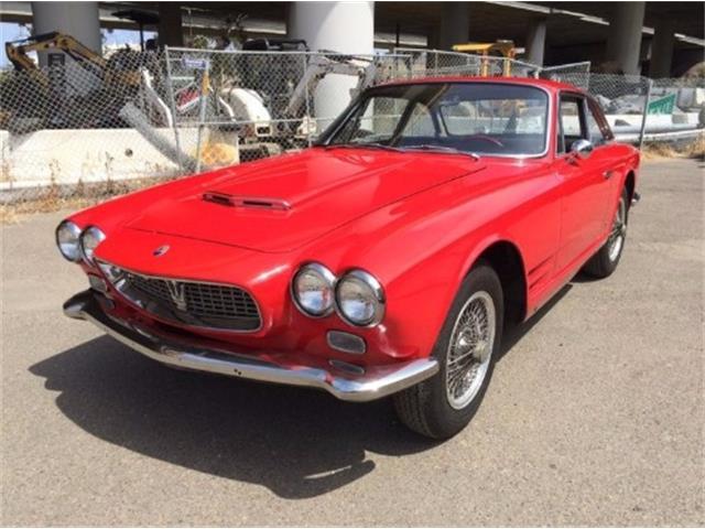 1963 Maserati Sebring | 878708
