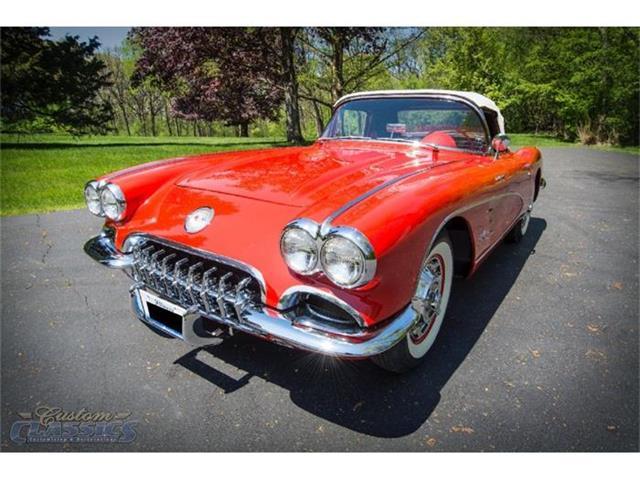 1960 Chevrolet Corvette | 870871