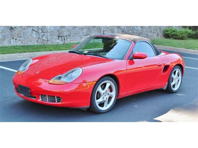 2001 Porsche Boxster | 878711