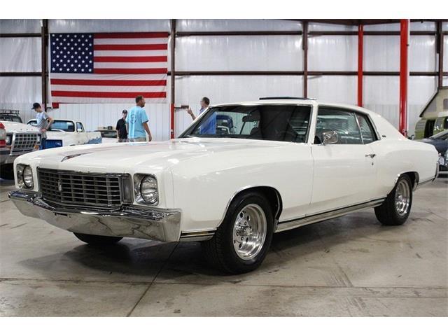 1972 Chevrolet Monte Carlo | 878714