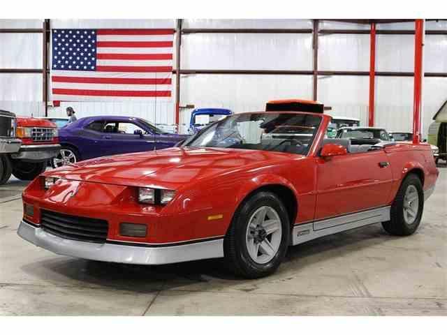 1988 Chevrolet Camaro | 878716